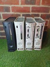4 x Xbox 360 Console Faulty black white HDMI