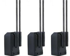 NGT Snag bars oreilles noir pour la pêche Morsure Alarms Twin Pack XPR long ou Stumpy