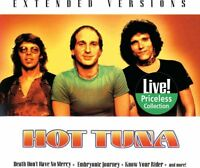 Hot Tuna: Extended Versions (Live) NEW CD Live