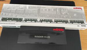 Märklin Insider 39445 und 43144 neu OVP