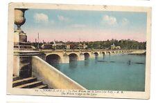tours  le pont wilson sur la loire