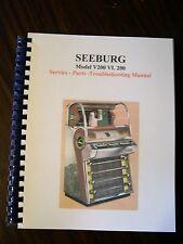 Seeburg V/ VL 200Jukebox Manual