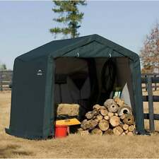 Rowlinsons 10x10 Shelter Logic Shed in a box