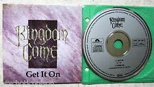Kingdom COME-GET IT ON POLYDOR – kccd 1/887 436-2