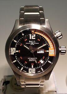 BALL Watch Engineer Master II Diver Wristwatch DM1020A NEW MSRP 2399