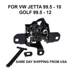 NEW HOOD LATCH LOCK W PULL TAB FOR VW JETTA 98.5-06 GOLF 99.5-05 (ALL MK IV)