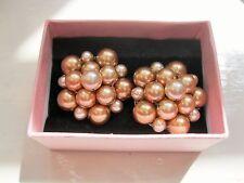 Pearl Gold Vintage Costume Jewellery
