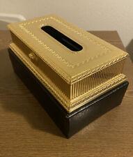 Versace Medusa I Classici Gold Tissue Box Papier Spender