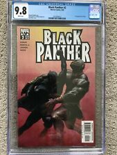 Black Panther #2 CGC 9.8. 1st Shuri