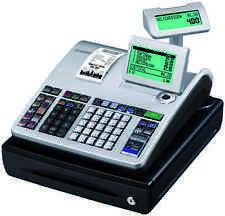 Casio SE-S400SB Kasse Registrierkasse  Einzelhandel Kassensystem GoBD