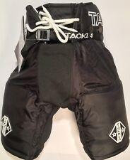 Tackla Model 750 Husky Black Junior Ice Hockey Pant w/zips: Small & Large