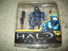 McFarlane Toys Halo Reach Series 3 Spartan Military Police Custom Male Action