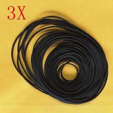 105+ Mix Rubber Flat Belt For Cassette Machine DVD Driver XBOX 360  REPAIR U