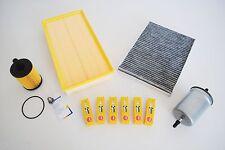 Inspektionspaket Inspektionskit Filterset Audi TT 8N 3,2l VR6 Quattro 250PS