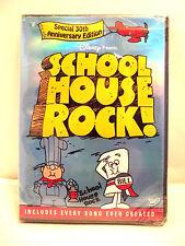 School House Rock! Special 30th Anniversary Edition DVD Disney