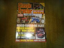 Classic Tractor May 2008 Magazine
