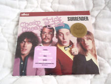 CHEAP TRICK SURRENDER RINGLE CD NEW SEALED SINGLE 2 TRACKS WITH HYPE STICKER