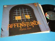 Popol Vuh / Affenstunde (Germany, Liberty LBS 83 460 I) - LP