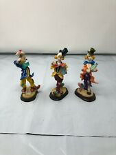 Three little clowns in excellent condition