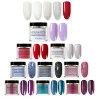 14 Boxes BORN PRETTY Dip Dipping Powder Holographic Chameleon Nail Starter Kit