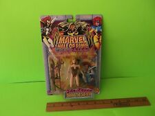 """Marvel Hall of Fame She Force Shanna The She Devil 5""""in Figure w/Bow Toy Biz"""
