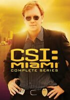 CSI: Miami - The Complete Series (DVD,2012)