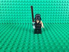 LEGO Star Wars Rare Battle Damaged Anakin Vader 8096 Light Saber & Helmet