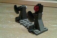 LEGO® City Eisenbahn RC 9V kompatibler Prellbock im 3Dprint  Typ A bricktrain