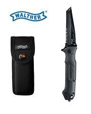 Walther BTK2 Black Tac Tanto 2 Messer inkl. Gürteletui NEU OVP