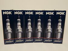 NGK IRIDIUM IX  Spark Plugs LKR7DIX11S 93175 Set of 6 Free Shipping