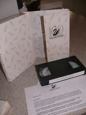Swarovski 100th Anniversary Commemorative Pieces Vcr Video Collectors Society