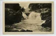 (Ln277-100) Real Photo of The Torrent, Skelwith Force & Langdale Pikes, c1920,