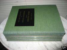叢書  CIBA Collection of Medical Illustrations Lot!!!