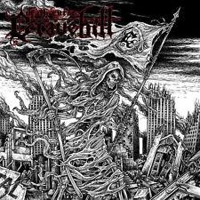 Gravehill - Death Curse CD 2014 death metal Dark Descent