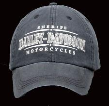 HARLEY DAVIDSON ORIGINAL SHERIFF HAT