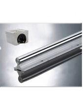 for CNC DIY Linear Bearing Slide Unit Sbr16-1000mm 2 Rails Support 4 Blocks