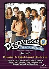 DEGRASSI - THE NEXT GENERATION - SEASON 5 (DVD)