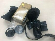 Used Nikon D5000 Camera with 18-55mm and 55-200mm Lenses