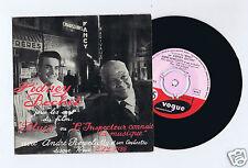 45 RPM EP SIDNEY BECHET ANDRE REWELIOTTY JOUENT LES AIRS DE FILM