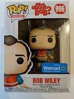 "Funko Pop Movies: ""What About Bob?""  Bob Wiley #996 Walmart Exclusive"