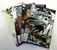DC BATMAN: STREETS OF GOTHAM (2009) #1 2 3 11 LOT Set RUN VF/NM Ships FREE!