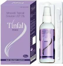 Leeford Tinfal Menoxidil Topical 5 % Hair Loss treatment Solution  2 X (60 ml)