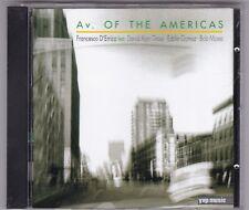 Francesco D'' Errico-Av. of the Americas CD 2000/Eddie Gomez-CD COME NUOVO!