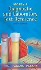 Mosby's Diagnostic and Laboratory Test Reference by Pagana 9th Edition - LOTFOL