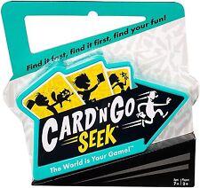 Card N Go Seek - Mattel Childrens Family Game
