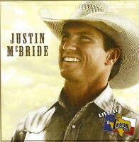 Justin McBride - Live at Billy Bob's Texas [New CD] With DVD