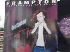 PETER FRAMPTON BREAKING ALL THE RULES LP, ON AM  RECORDS