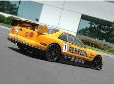 Custom Painted Body NISSAN SKYLINE R34 for 1/10 RC Drift Cars Touring HPI 200mm