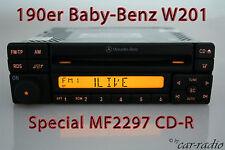 MERCEDES Autoradio Originale SPECIAL CD mf2297 CD-R w201 190er Classe C speciale
