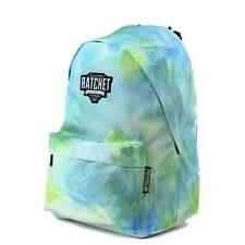 RATCHET Lagoon Airbrush Backpack Green/Blue School Bag RATCHET Bags FREE HARIBO
